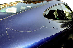 Scratch Chip Repair If Your Toyota Has Paint