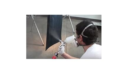 How to Spray 2K Automotive Clear Coat