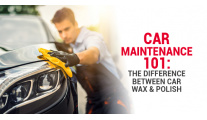 Car Maintenance 101: The Difference Between Car Wax And Polish
