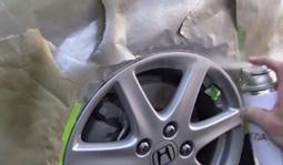 How to Repair Your Car's Scraped Wheels