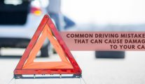 13 Common Driving Mistakes That Can Cause Damage to Your Car