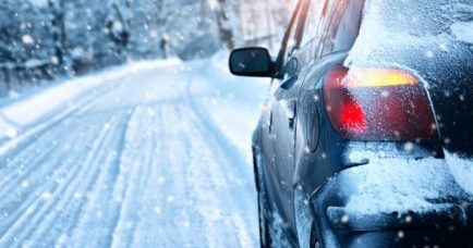 Our Guide to Safe Winter Driving