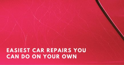 Car Body Scratch Repair:  What's it Cost?