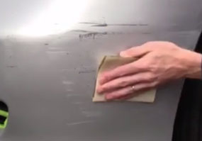 How to Repair Your Scratched Plastic Bumper - HOW TO