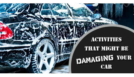 Activities That Might Be Damaging Your Car