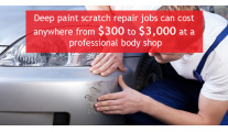 Car Body Scratch Repair What S It Cost How To